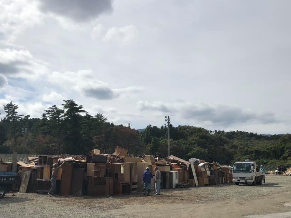『台風19号 ゴミ問題』_f0259324_20193421.jpg