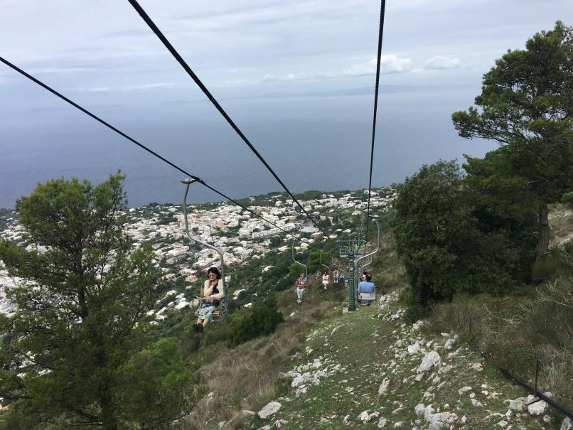 南イタリアユキキーナツアー2日目① カプリ島→ソレント_d0041729_00062247.jpg