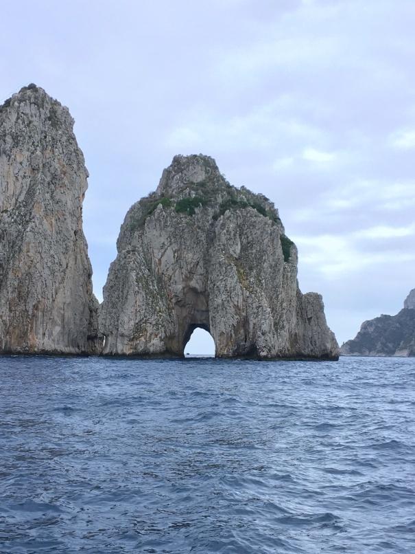 南イタリアユキキーナツアー2日目① カプリ島→ソレント_d0041729_00064293.jpg