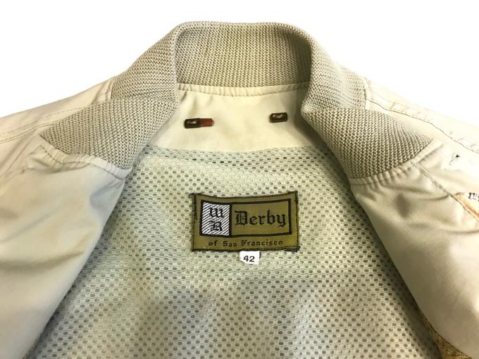 「 DERBY OF  SAN FRANCISCO & お勧めシャツとスラックス!! 」_c0078333_09442795.jpg