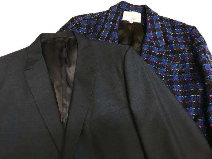 「 ROCKIN TAILORED & BLACK SLACKS 」_c0078333_14580401.jpg