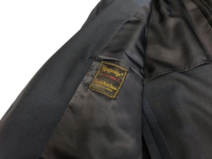 「 ROCKIN TAILORED & BLACK SLACKS 」_c0078333_14580603.jpg
