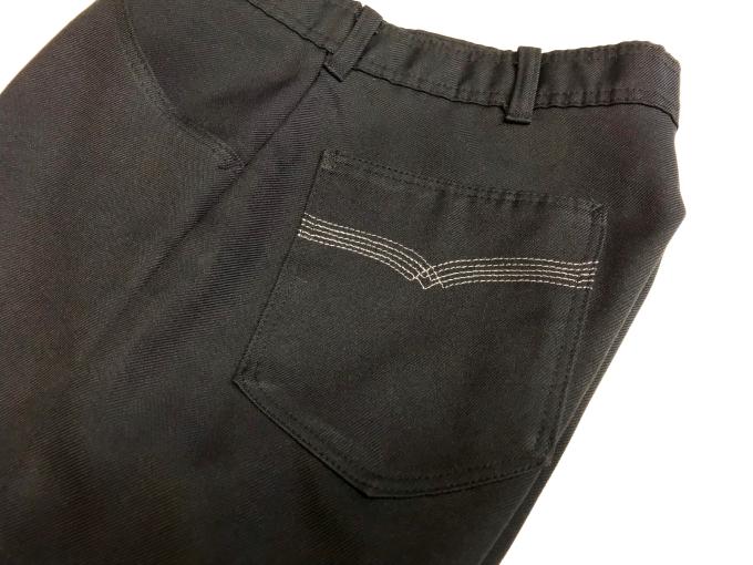「 ROCKIN TAILORED & BLACK SLACKS 」_c0078333_15063764.jpg