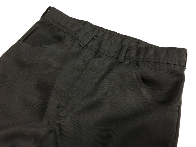 「 ROCKIN TAILORED & BLACK SLACKS 」_c0078333_15092755.jpg