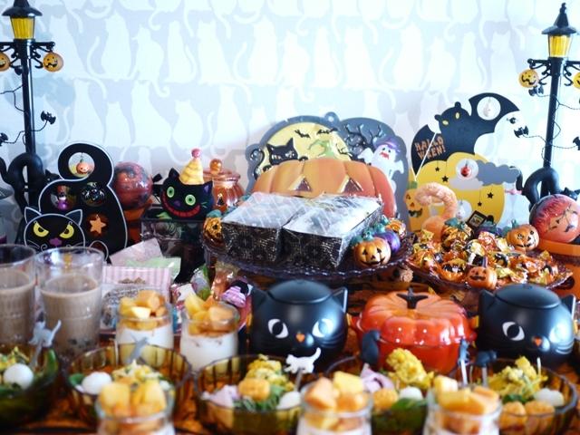 2019年10月22日ゆきねこハロウィンニャーティー本日開催。_a0143140_19352733.jpg