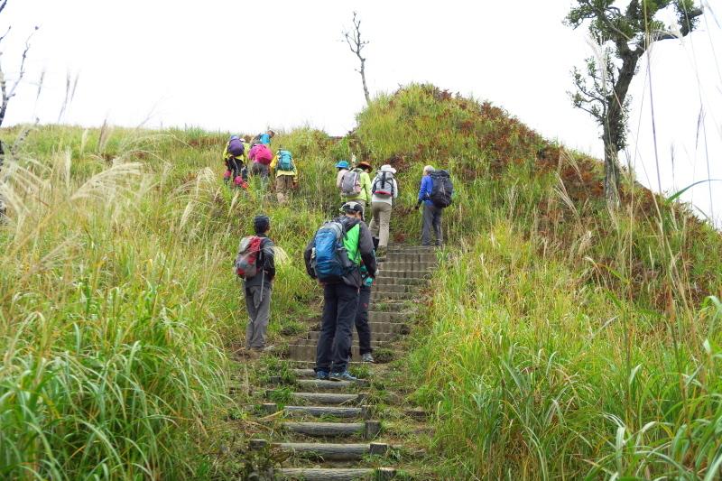 砥峰高原 ススキの高原とリラクシアの森を歩こう_c0218841_13340290.jpg
