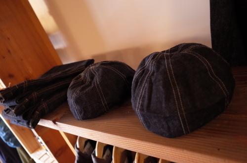 HIGHER CAP & HAT_b0207642_17134349.jpg