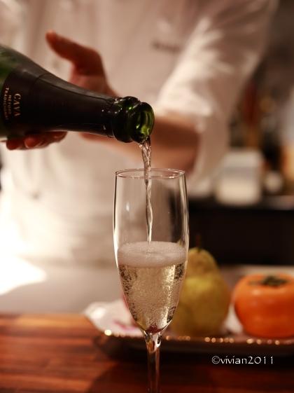 カフェレストラン ベルアン(Belleans)~打ち合わせを兼ねて軽くワインを~_e0227942_16164352.jpg