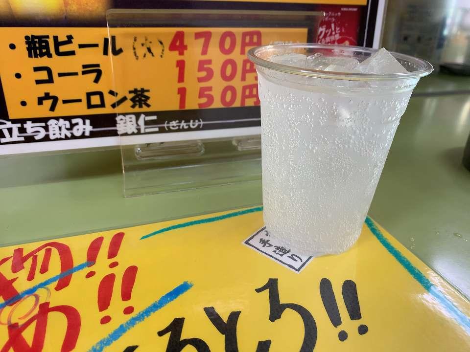 動物園前の居酒屋「銀仁」_e0173645_06583146.jpg