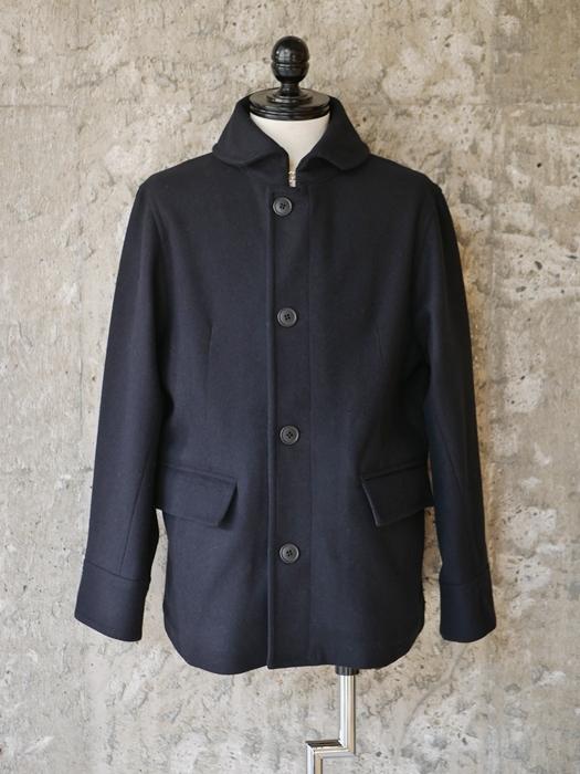 KATO\' Round Collar Single P-Coat_e0247148_18215802.jpg