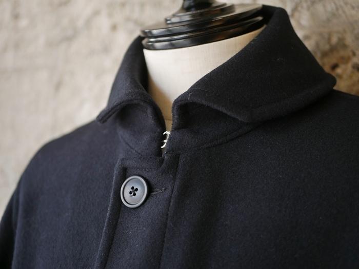 KATO\' Round Collar Single P-Coat_e0247148_18221247.jpg