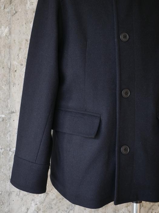 KATO\' Round Collar Single P-Coat_e0247148_18221604.jpg