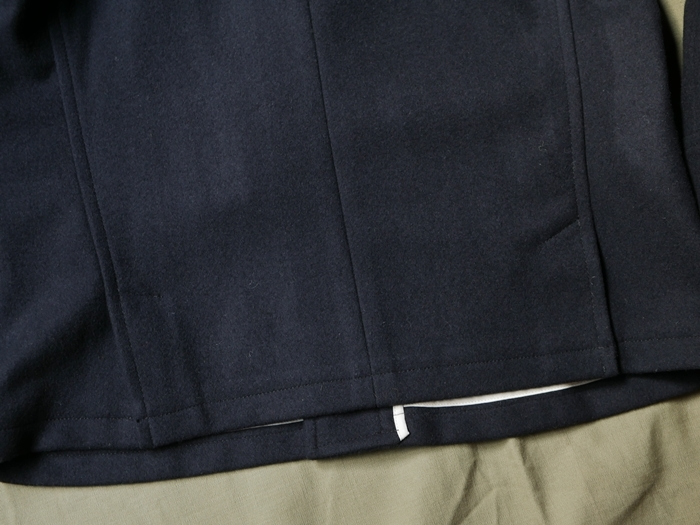 KATO\' Round Collar Single P-Coat_e0247148_18320887.jpg