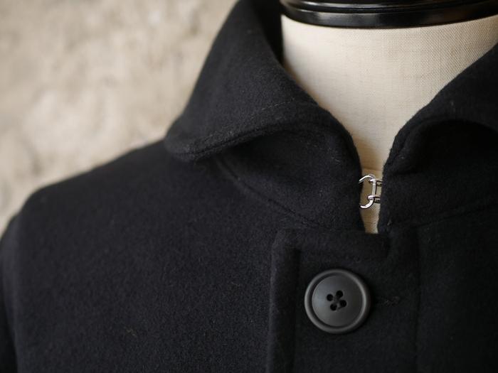 KATO\' Round Collar Single P-Coat_e0247148_18321431.jpg