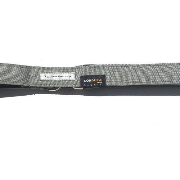 CORDURA SSD NYLON SHORT LEAD コーデュラ ナイロンショートリード  グレー_d0217958_11544189.jpg