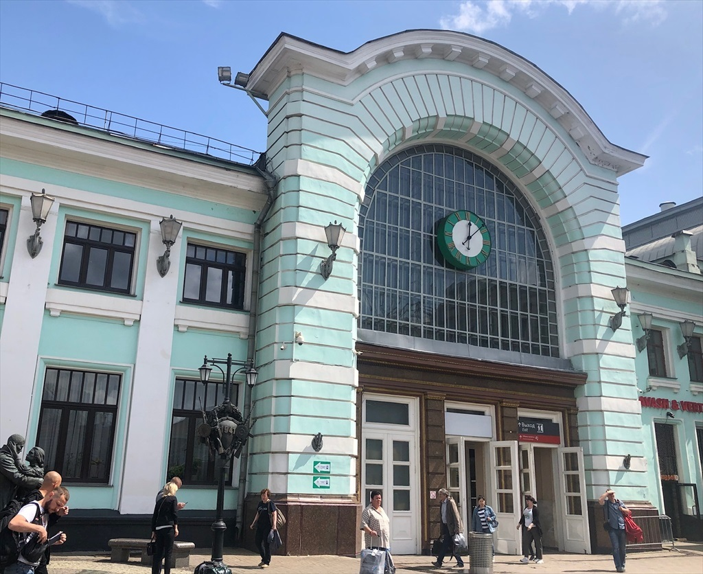 乗り継ぎ時間が長すぎて、しばしモスクワ観光へ_a0092659_22565882.jpg