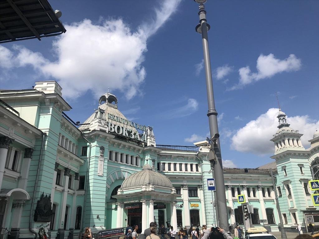 乗り継ぎ時間が長すぎて、しばしモスクワ観光へ_a0092659_23035450.jpg