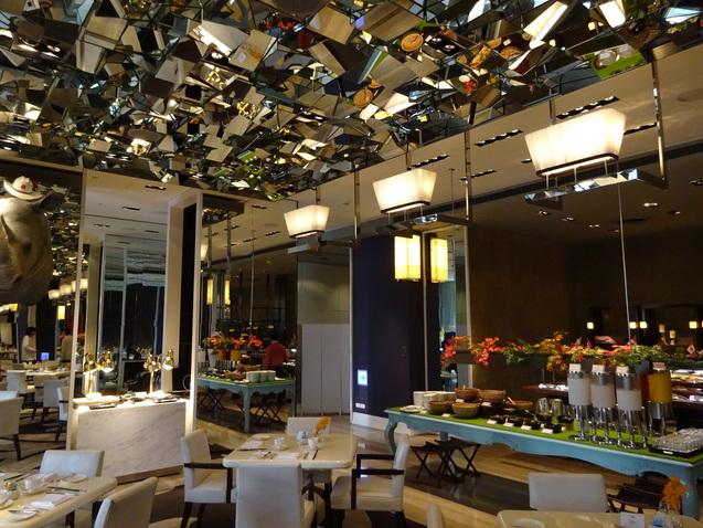 たった26時間の台北 (9) 朝食@マンダリンオリエンタル台北_b0405262_19411084.jpg