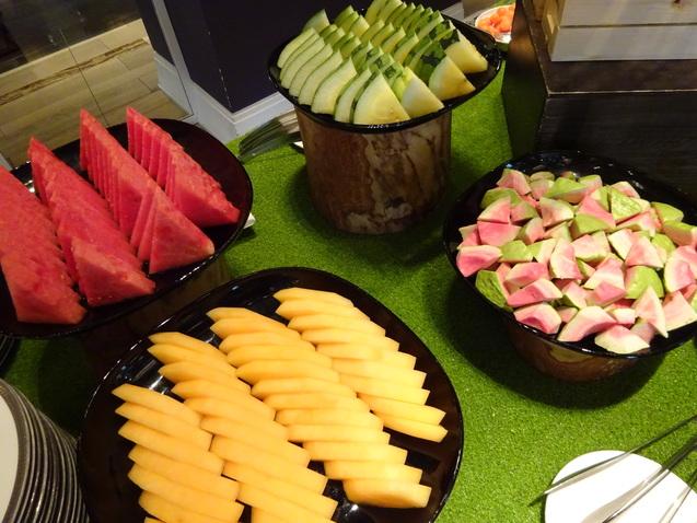 たった26時間の台北 (10) 朝食の続き@マンダリンオリエンタル台北_b0405262_19492986.jpg