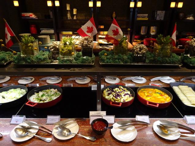 たった26時間の台北 (10) 朝食の続き@マンダリンオリエンタル台北_b0405262_1950566.jpg