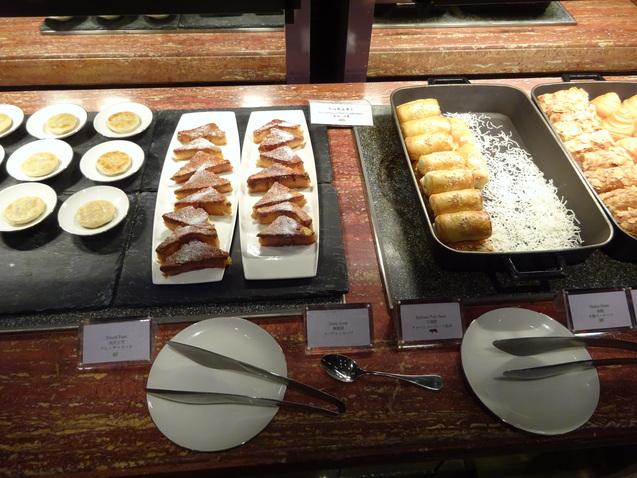 たった26時間の台北 (10) 朝食の続き@マンダリンオリエンタル台北_b0405262_19523711.jpg