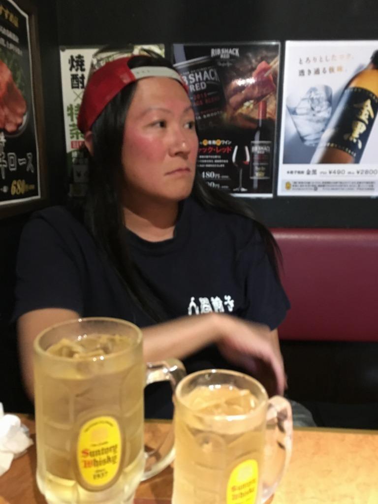 志木 焼肉牛楽&家系ラーメン武蔵_d0061678_11485540.jpg