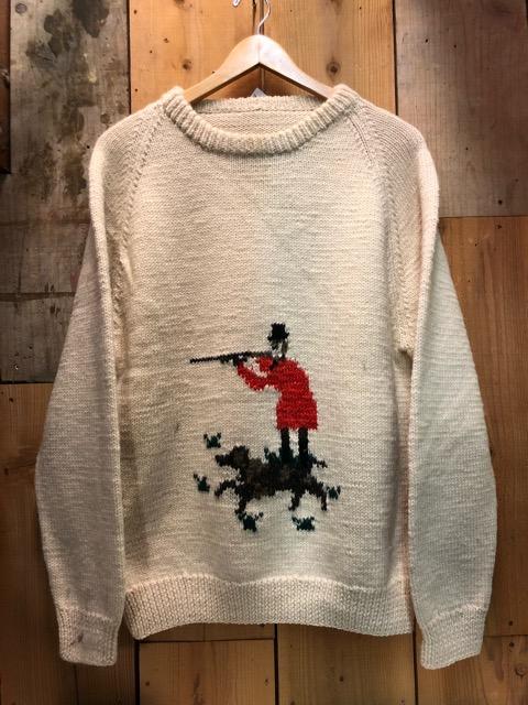 10月26日(土)マグネッツ大阪店スーペリア入荷!!#4 Hunting編!! CowichanCardigan & WoolVest, LoggerPants, HuntingJkt!!_c0078587_1411340.jpg