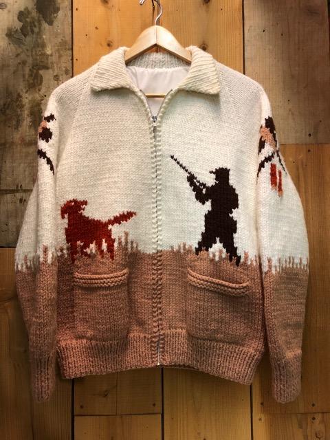 10月26日(土)マグネッツ大阪店スーペリア入荷!!#4 Hunting編!! CowichanCardigan & WoolVest, LoggerPants, HuntingJkt!!_c0078587_1484949.jpg