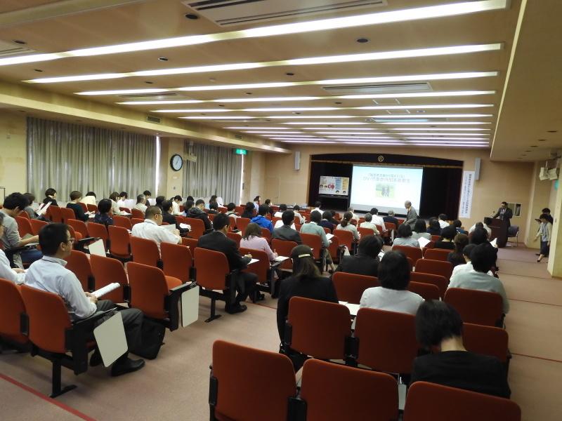 鳥取県でDV等関係機関対象講演会開催_b0154492_08401227.jpg