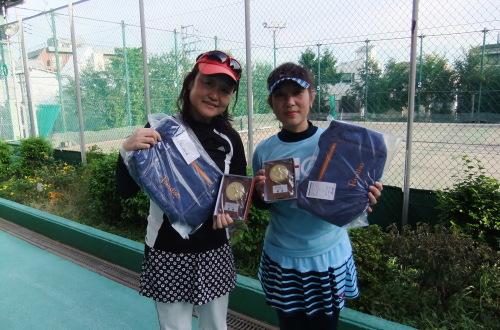 2019年10月23日(水)女子ダブルスオープントーナメント_b0158200_16355977.jpg