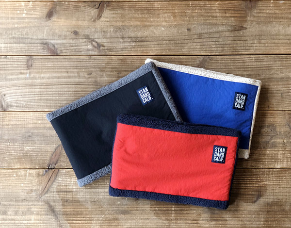 【DELIVERY】 STANDARD CALIFORNIA - Classic Pile Neck Warmer_a0076701_11515100.jpg