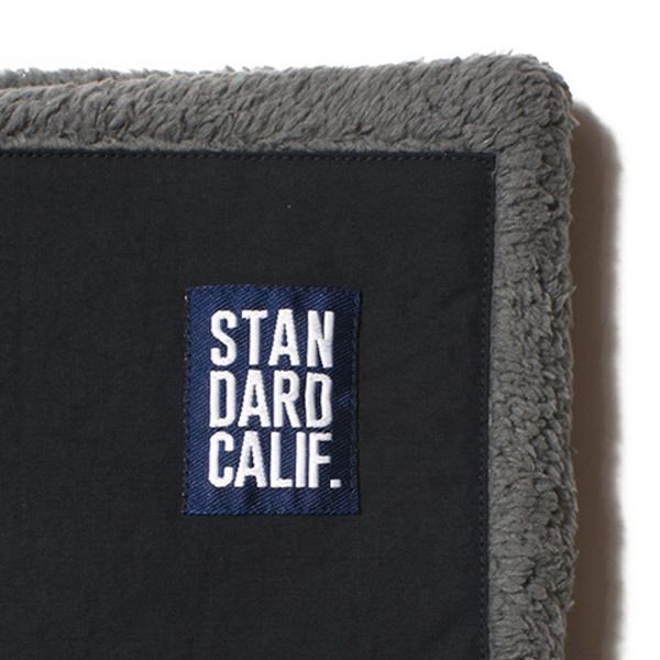 【DELIVERY】 STANDARD CALIFORNIA - Classic Pile Neck Warmer_a0076701_11552456.jpg