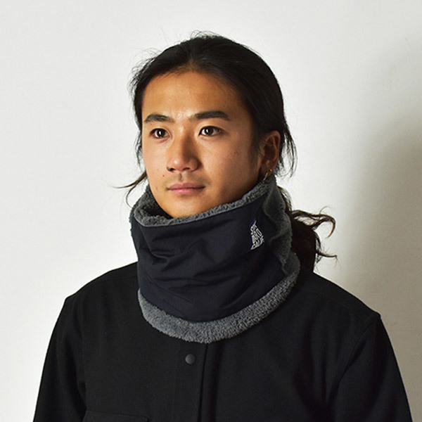 【DELIVERY】 STANDARD CALIFORNIA - Classic Pile Neck Warmer_a0076701_11553734.jpg