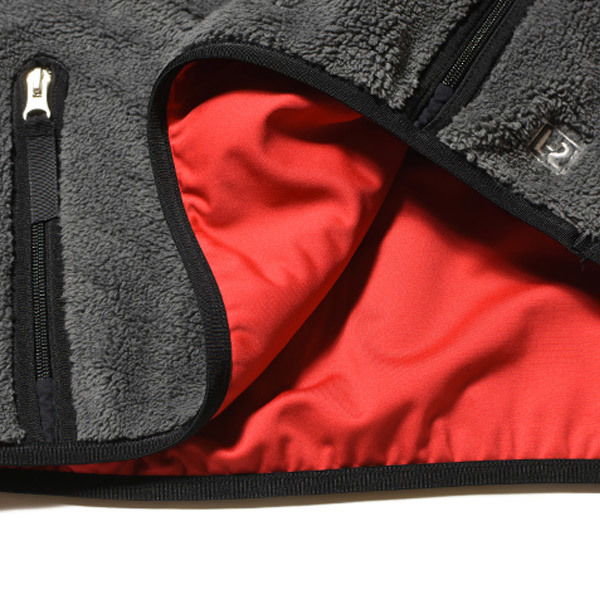 【DELIVERY】 STANDARD CALIFORNIA - Classic Pile Vest_a0076701_12012252.jpg