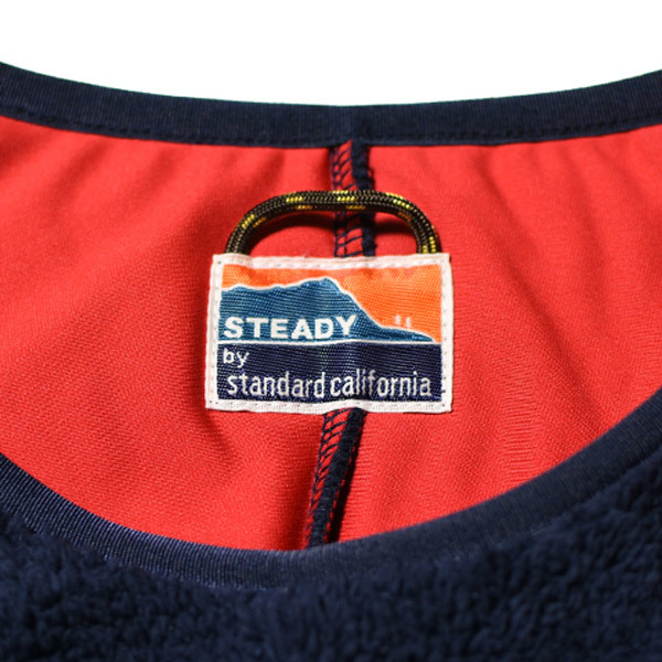 【DELIVERY】 STANDARD CALIFORNIA - Classic Pile Pullover_a0076701_12063230.jpg