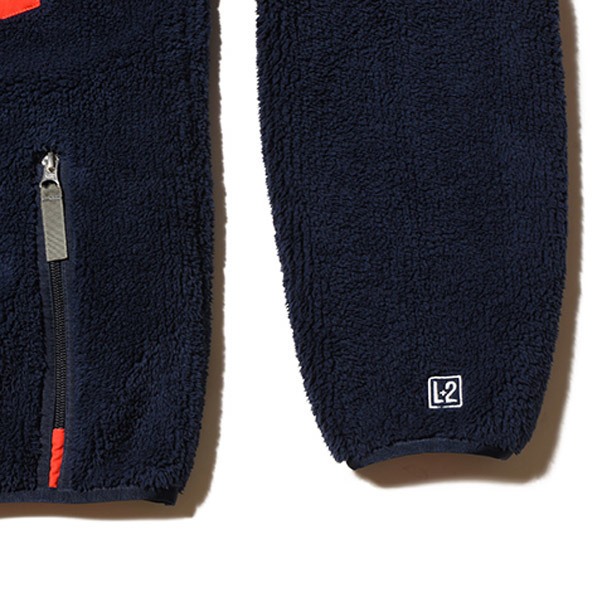 【DELIVERY】 STANDARD CALIFORNIA - Classic Pile Pullover_a0076701_12063923.jpg