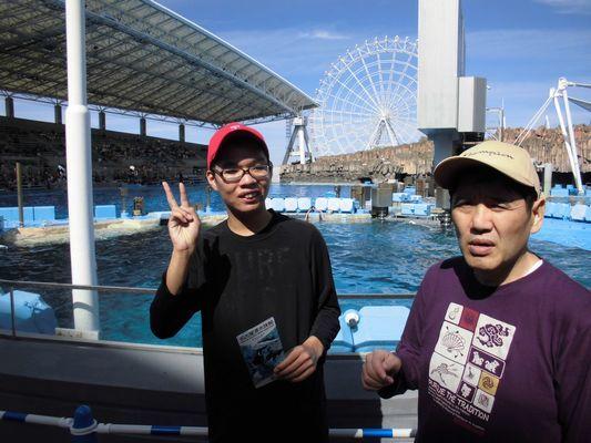 10/23 名古屋港水族館_a0154110_11295727.jpg