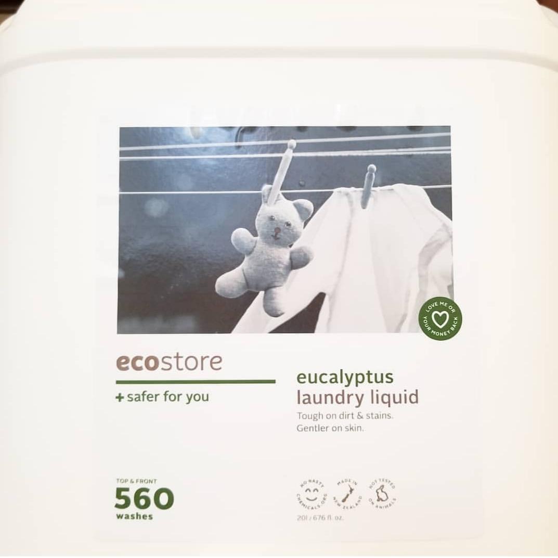 ecostoreエコストアの洗剤_f0120026_16023631.jpg