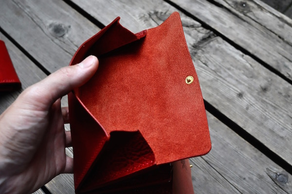 long wallet + brass drop_b0172633_20250608.jpg