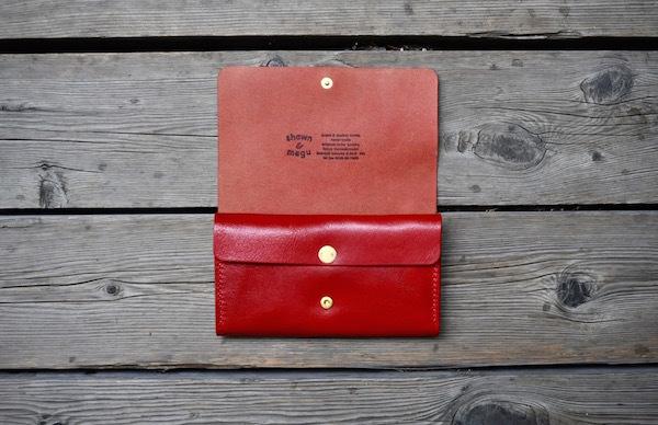 long wallet + brass drop_b0172633_20250712.jpg