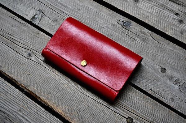 long wallet + brass drop_b0172633_20250717.jpg