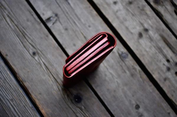 long wallet + brass drop_b0172633_20250728.jpg