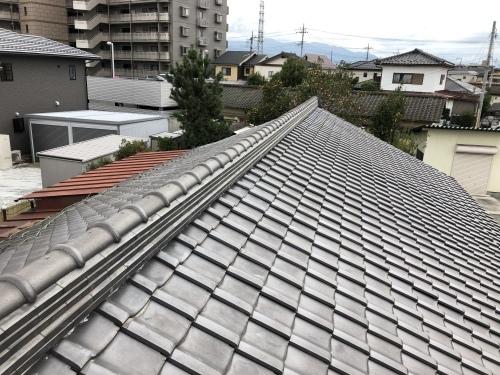 甲府市 銀黒の屋根 其の三_b0242734_18515475.jpeg
