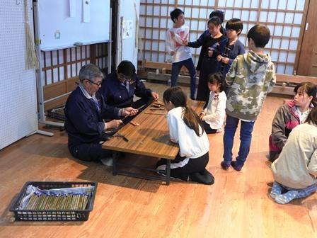 小学四年生の自然体験学習_a0123836_12005973.jpg