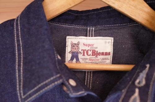 TCB jeans 再入荷。_b0207642_12273412.jpg