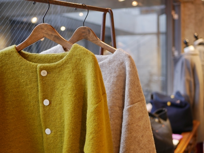 2019 OUTER & KNIT COLLECTION...!!! _e0247148_16052730.jpg