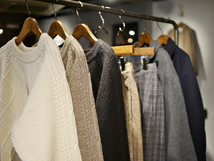 2019 OUTER & KNIT COLLECTION...!!! _e0247148_16054467.jpg