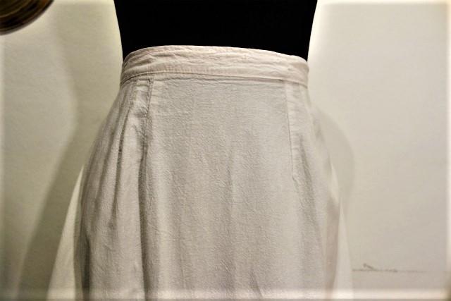 厚手コットンロングスカート53 半額  sold out!_f0112550_02160098.jpg