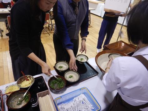 丸子匠宿新酒祭り マグロ汁出店。_f0175450_634662.jpg
