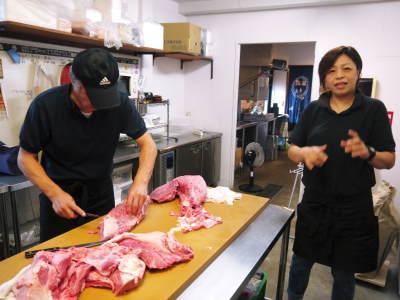 中野畜産さんの黒毛和牛100%のハンバーグステーキができるまでを潜入取材!その1_a0254656_16354593.jpg